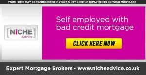 Self employed with bad credit mortgage