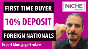 Mortgage for Foreign Nationals with a Visa