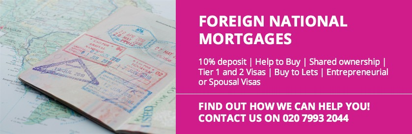 Buy to Let Mortgage On A Visa