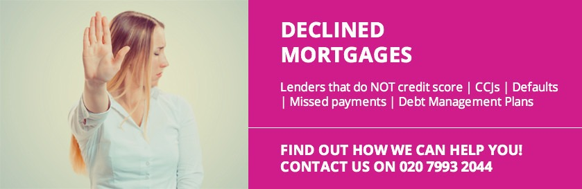 Buy to let Mortgages bad credit