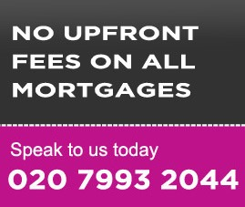 no upfront fee on mortgages