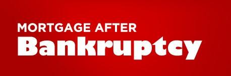 Discharged Bankrupt Mortgage