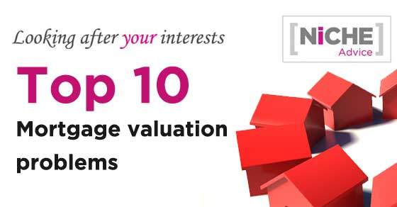 Mortgage Valuations problems