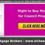 Right to Buy Mortgage credit problems in the past