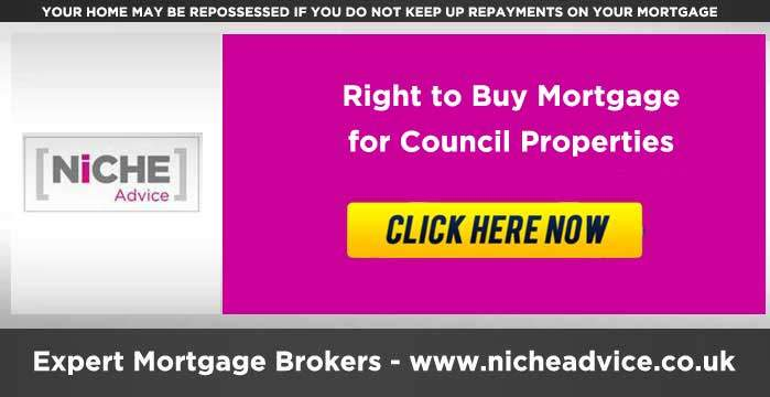 Right to Buy Mortgage | Niche Advice