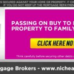 Gifted Equity Deposit to Pass down a Buy to Let property to children