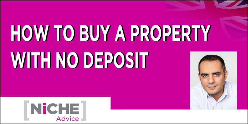 mortgage no deposit