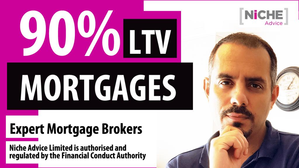 10% deposit mortgage