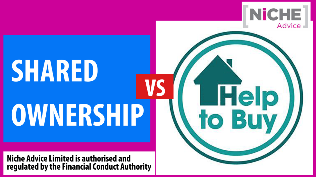 Shared Ownership vs Help to Buy